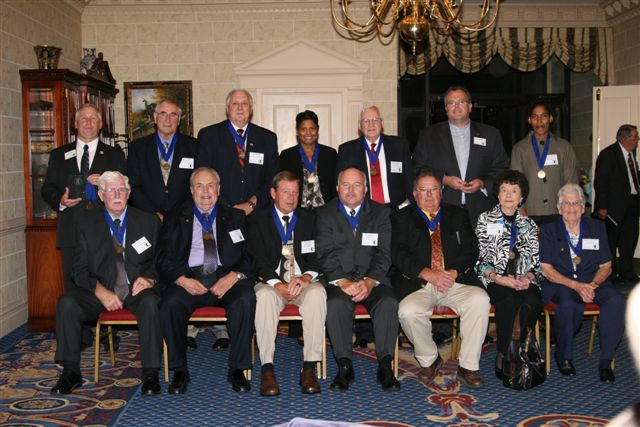 2011 MS Community Colege Sports Hall of Fame Inductees