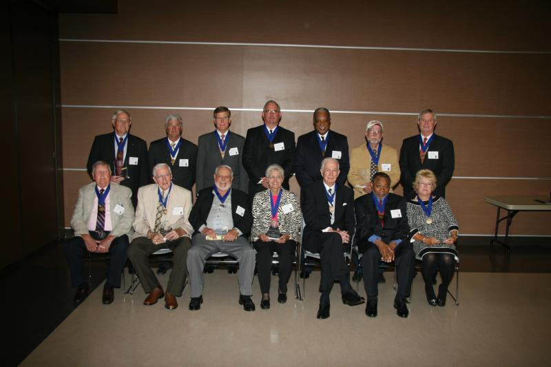 2012 MS Community Colege Sports Hall of Fame Inductees