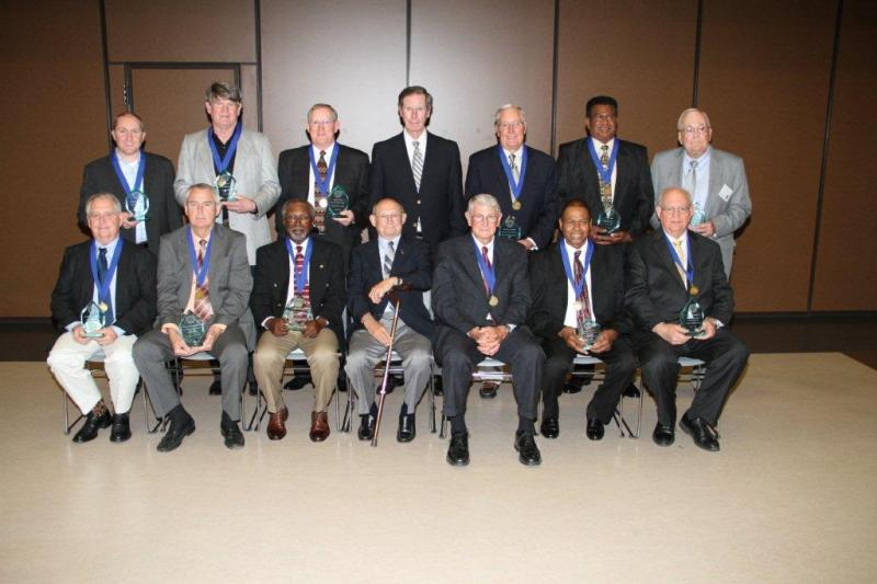 2013 MS Community Colege Sports Hall of Fame Inductees