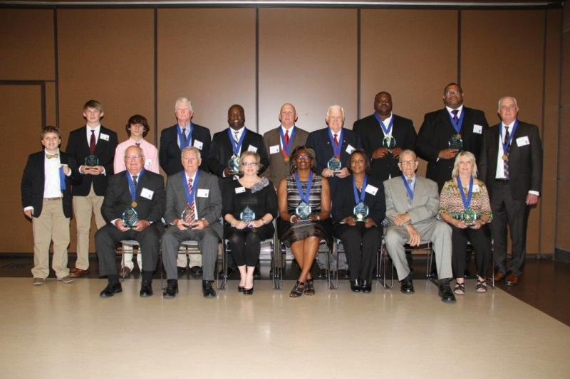 2015 MS Community Colege Sports Hall of Fame Inductees